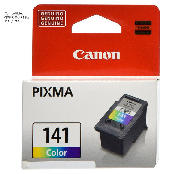 Cartucho Canon Color CL-141 (5203B001AB) Estandar