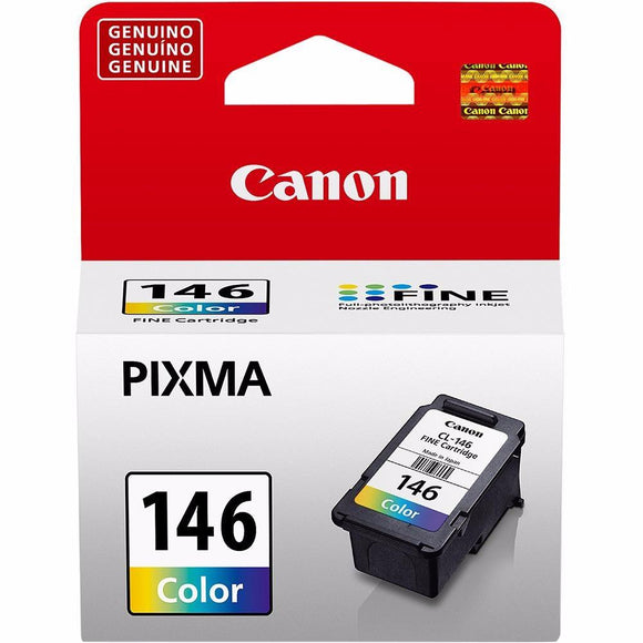 Cartucho Canon Color CL-146 (8277B001AA) Estandar