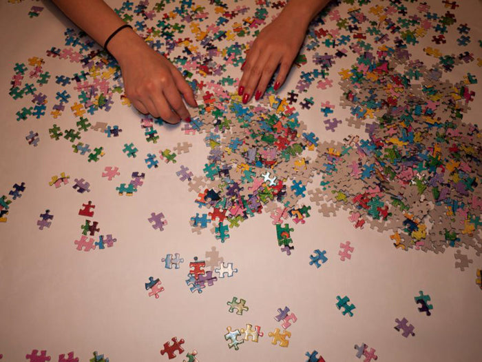 Heather Boo Puzzles