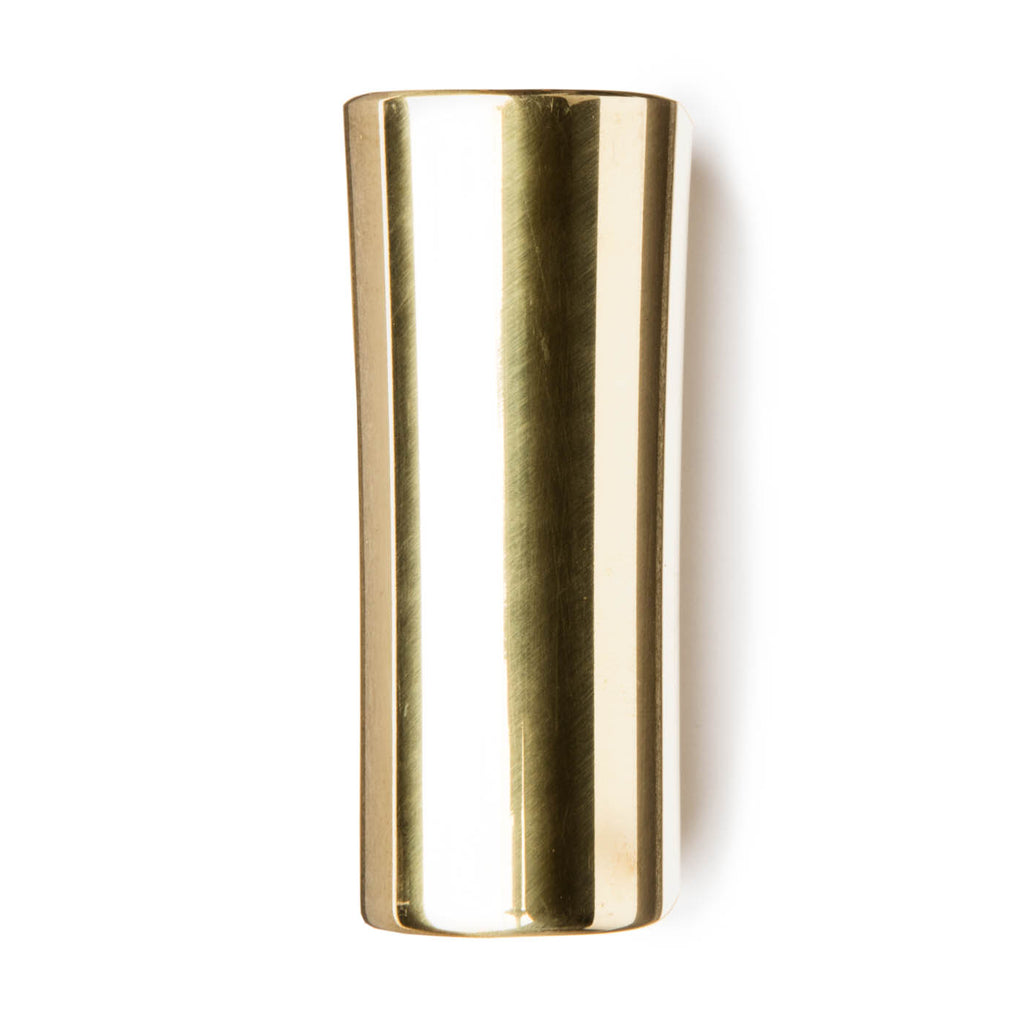 Dunlop Brass Slide - Heavy Wall Short - Large- 232