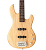 G & L JB2 Jazz Bass Gloss Natural - 2008