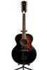 Gibson J-200 Custom 12 String Black - 1960 - David Guard-Owned