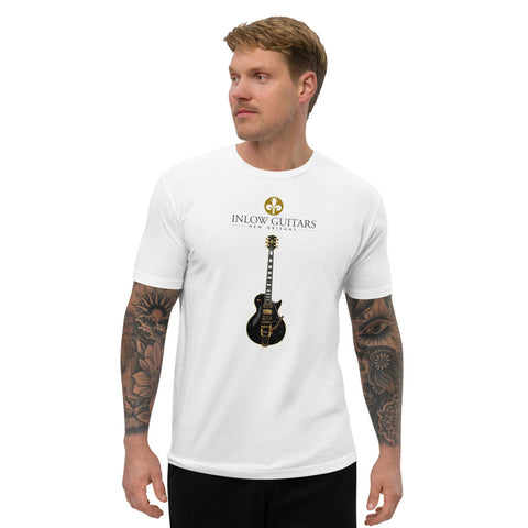 Inlow Guitars Black Beauty Men's T-shirt
