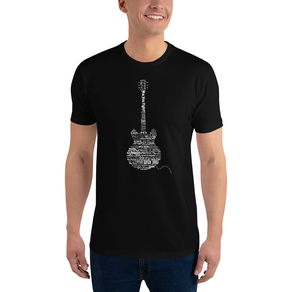 Inlow Guitars Nola Guitars Men's T-Shirt