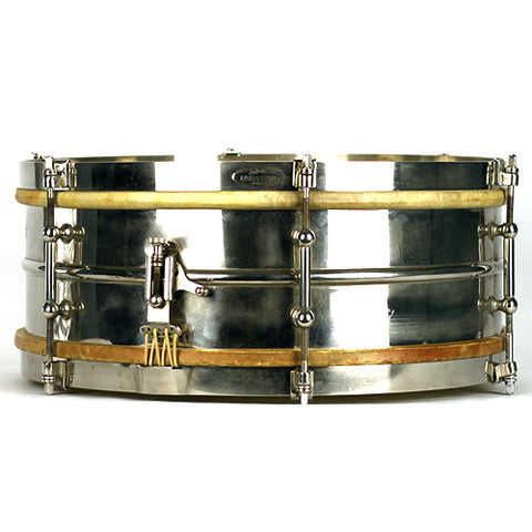 "Ludwig Universal 5"" x 14"" NOB Snare 1920s"