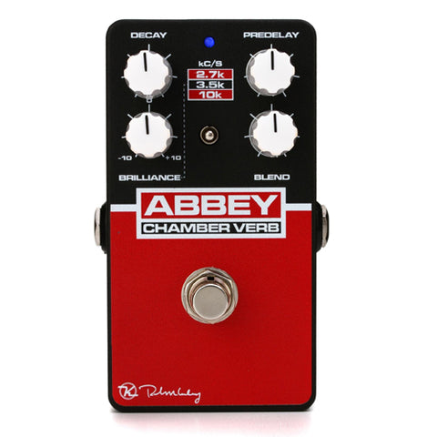 Keeley Electronics Abbey Chamber Verb Vintage Reverb