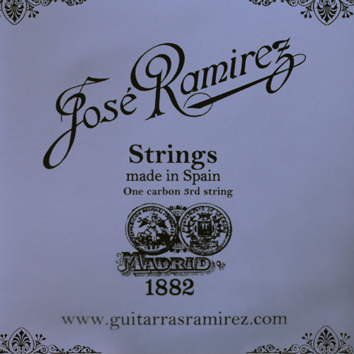 José Ramírez Carbon Hybrid Medium Tension Classical Strings 29|40