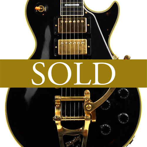 Gibson Les Paul Custom Black Beauty 1957 Reissue - 2005
