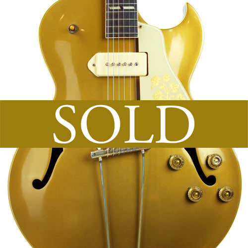 Gibson ES-295 Scotty Moore-owned 1956