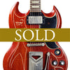 "Gibson Les Paul ""Lil' Red"" - Billy Gibbons-Owned 1961"