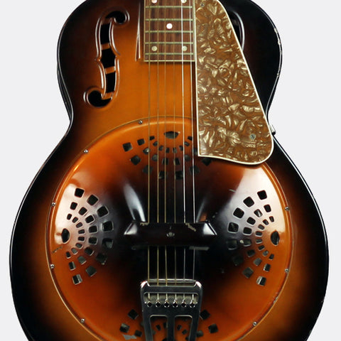 Dobro M-35 Resophonic Walnut Sunburst 1938