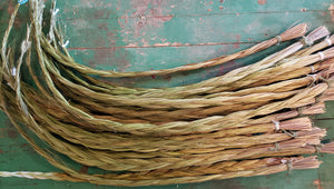 Large Sweet Grass Braid - Hand braided Seneca Grass
