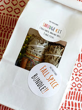 Fall Spice Sage Kit with Cinnamon
