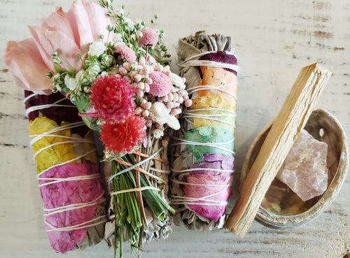 Sage Kits - Chakra, Traditional, Summer, Fall