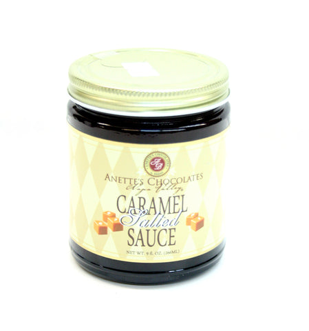 Anette's Chocolates Caramel Salted Sauce