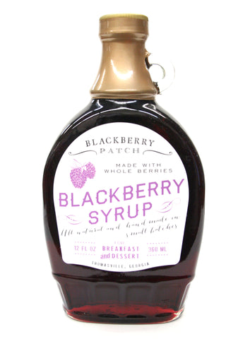 Blackberry Patch Blackberry Syrup