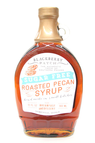 Blackberry Patch Sugar Free Roasted Pecan Syrup