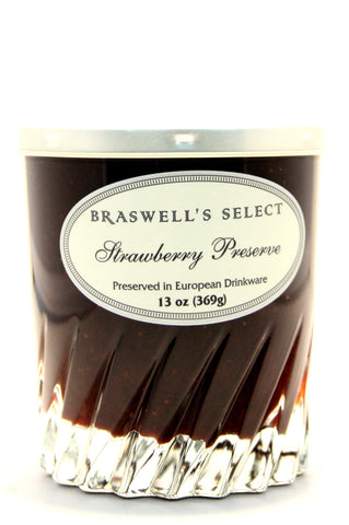Braswell's Select Strawberry PreserveNet wt. 13 oz.