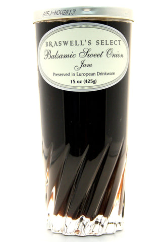 Braswell's Select Balsamic Sweet Onion Jam - Net Wt. 15 oz.
