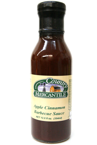 Country Mercantile Apple Cinnamon Barbecue Sauce