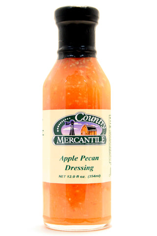 Country Mercantile Apple Pecan Dressing - Net Wt. 12 oz.