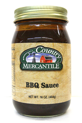 Country Mercantile BBQ Sauce