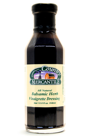 Country Mercantile Balsamic Herb Vinaigrette Dressing