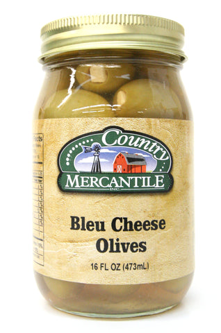 Country Mercantile Bleu Cheese Olives