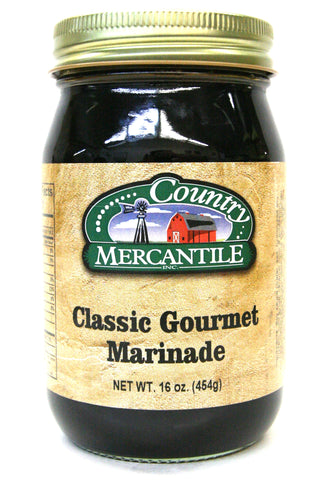Country Mercantile Classic Gourmet Marinade