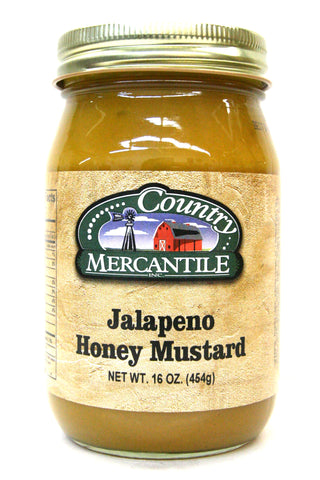 Country Mercantile Jalapeno Honey Mustard