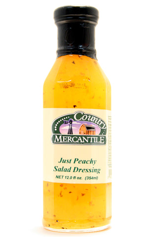 Country Mercantile Just Peachy Salad Dressing