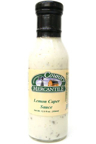 Country Mercantile Lemon Caper Sauce