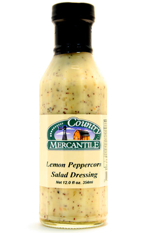 Country Mercantile Lemon Peppercorn Salad Dressing