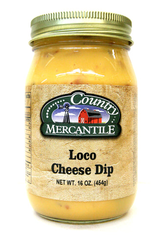 Country Mercantile Loco Cheese Dip