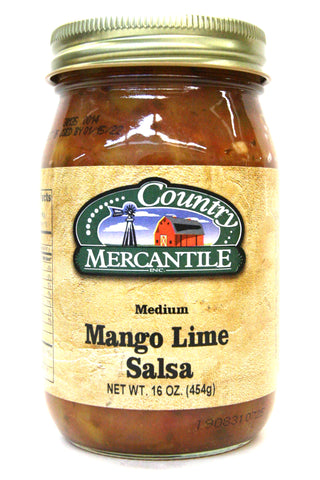 Country Mercantile Medium Mango Lime Salsa