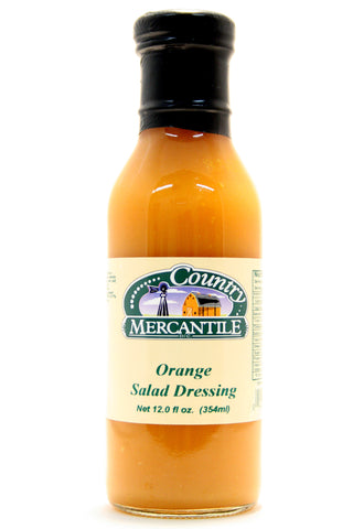 Country Mercantile Orange Salad Dressing