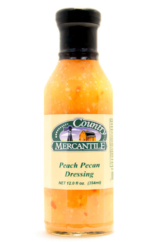 Country Mercantile Peach Pecan Dressing