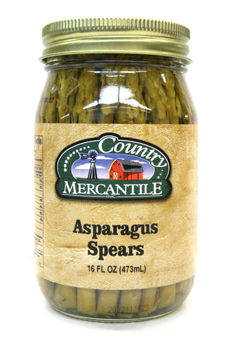 Country Mercantile Pickled Aspragus