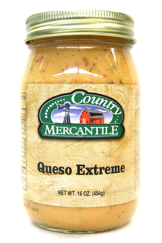 Country Mercantile Queso Extreme