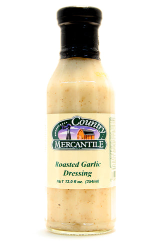 Country Mercantile Roasted Garlic Salad Dressing
