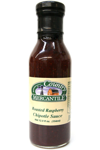 Country Mercantile Roasted Raspberry Chipotle Sauce