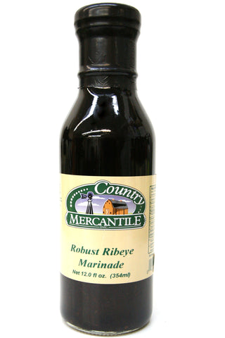 Country Mercantile Robust Ribeye Marinade