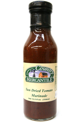 Country Mercantile Sun Dried Tomato Marinade