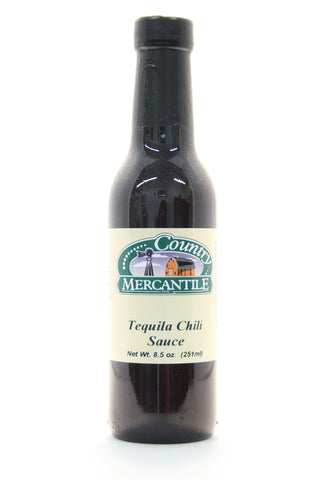 Country Mercantile Tequila Chili Sauce