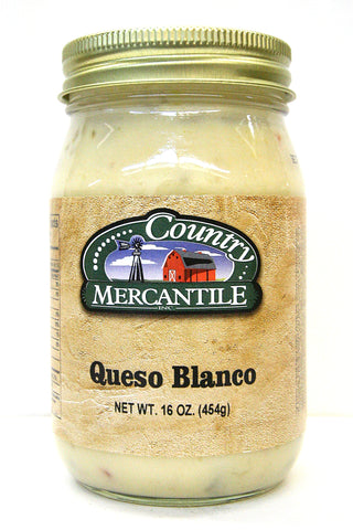 Country Mercantile Queso Blanco