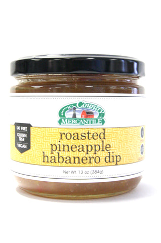 Country Mercantile Roasted Pineapple Habanero Dip