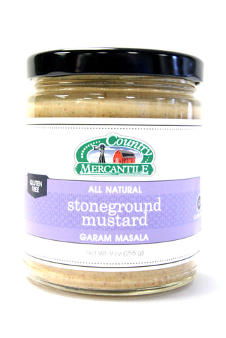 Country Mercantile Stoneground Mustard