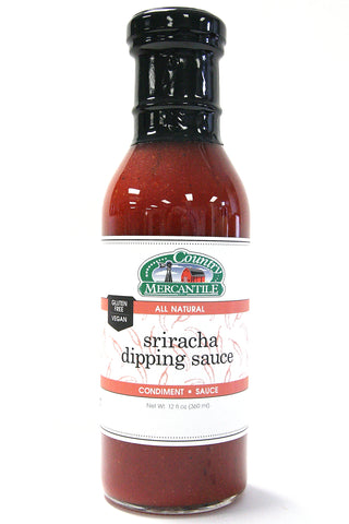 Country Mercantile Sriracha Dipping Sauce