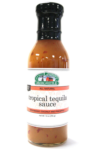 Country Mercantile Tropical Tequila Sauce