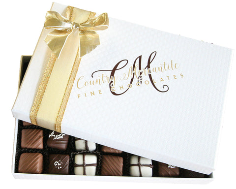 CM Fine Chocolates Assorted Caramels